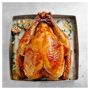 Waitrose Duchy Organic Free Range Bronze Feathered Turkey (with giblets)