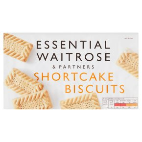 essential Waitrose shortcake biscuits