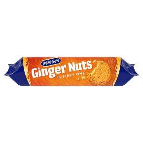 McVitie's Gingernuts