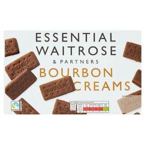 essential Waitrose Bourbon creams