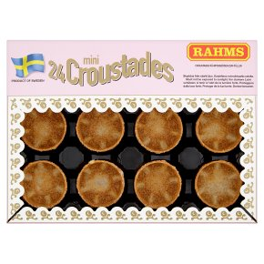 Rahms 24 mini croustades