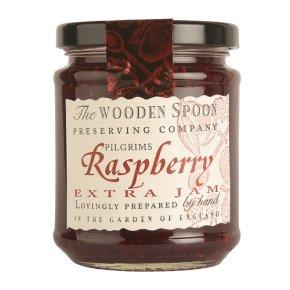 The Wooden Spoon raspberry jam