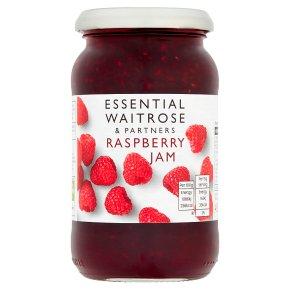 Essential Waitrose raspberry jam