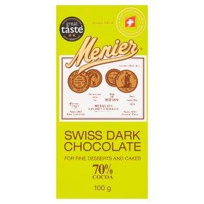Menier Dark Chocolate