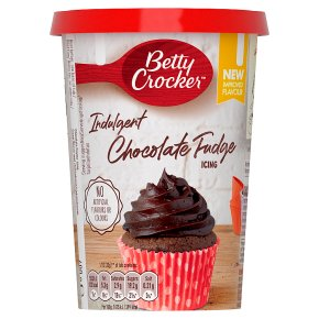 Betty Crocker Chocolate Fudge Icing