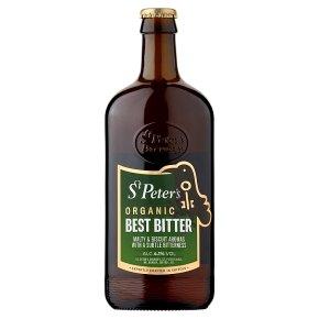 St Peter's Organic Best Bitter