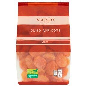Waitrose dried apricots