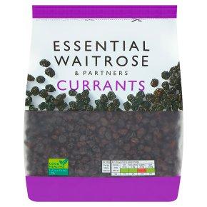 essential Waitrose currants