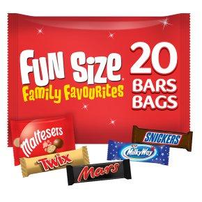 Mars Variety Funsize, 22 pack
