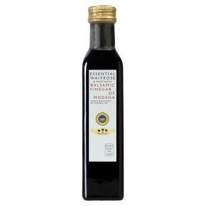 essential Waitrose balsamic vinegar of Modena
