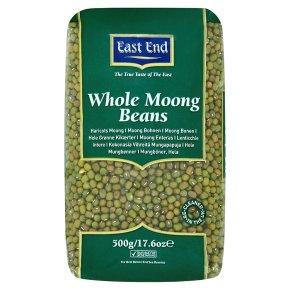 East End whole moong beans