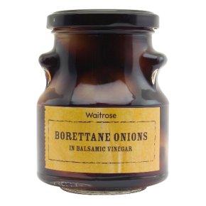 Waitrose borettane onions
