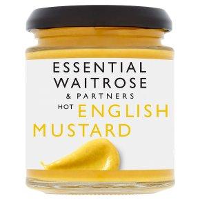 essential Waitrose English mustard