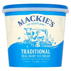 Mackie's Traditional Ice Cream
