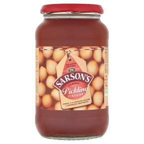 Sarson's pickling malt vinegar