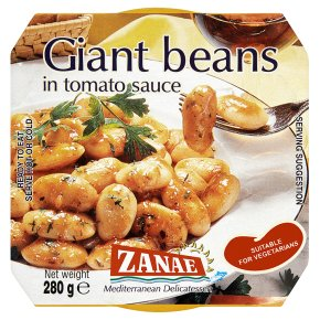 Zanae giant beans