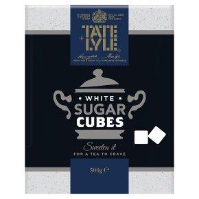 Tate & Lyle white cubes