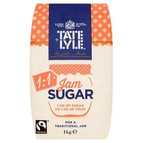 Tate & Lyle Fairtrade jam sugar