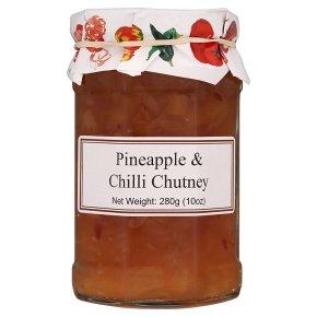 Highfield preserves pineapple & chilli