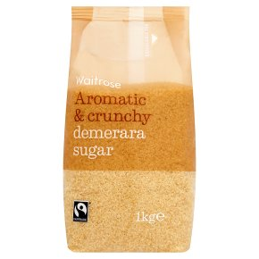 Waitrose demerara sugar