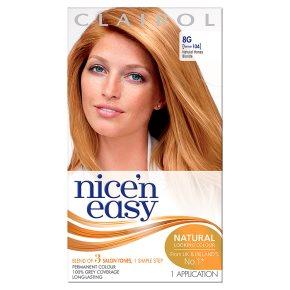 Nice n Easy Natural Honey Blonde 104 Hair Colour