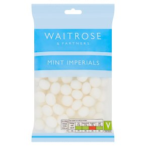 Waitrose mint imperials