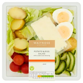 Waitrose Potato & Egg Salad