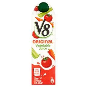 V8 vegetable juice original