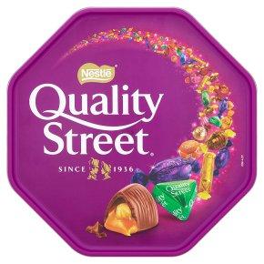 quality street  Quality Street milk chocolate tin | Waitrose & Partners