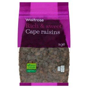 Waitrose Cape raisins