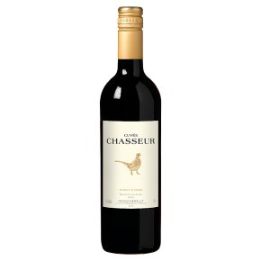 Cuvée Chasseur Rouge, Vin de France, French Red Wine