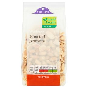 Waitrose Roasted Peanuts