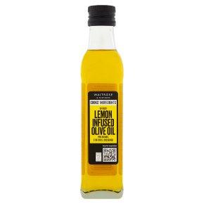 Waitrose lemon-infused olive oil