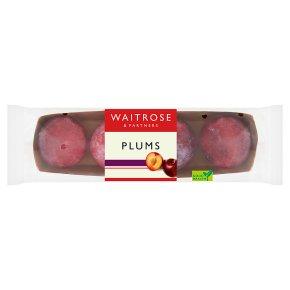 Waitrose Flavoursome & Sweet Plums