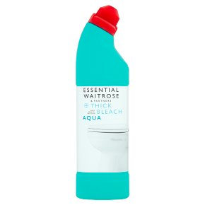 essential Waitrose aqua thick bleach