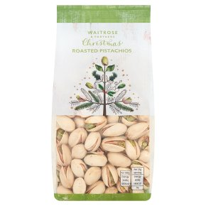 Waitrose Christmas Roasted Pistachios
