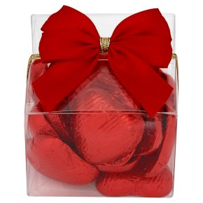 Orion Confectionery Solid Milk Chocolate Hearts