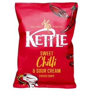 Kettle Chips Sweet Chilli & Sour Cream Crisps