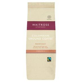Waitrose Colombian Ground Coffee