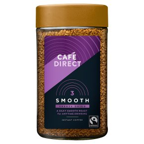Cafédirect Fairtrade Smooth Roast Instant Coffee