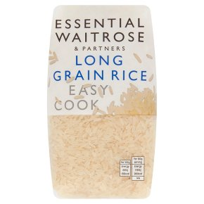 essential Waitrose easy cook long grain rice