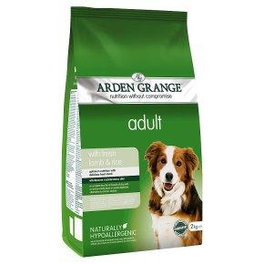 Arden Grange Adult Dog Lamb & Rice