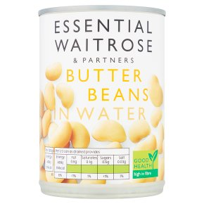 Essential Butter Beans in Water