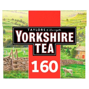 Taylors of Harrogate Yorkshire 160 tea bags