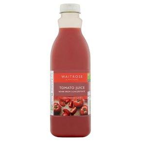 Waitrose pressed tomato juice