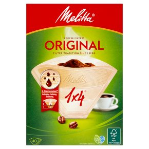 Melitta 4 cup filter papers