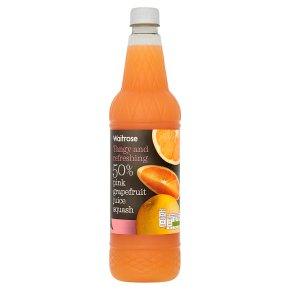 Waitrose pink grapefruit High Juice