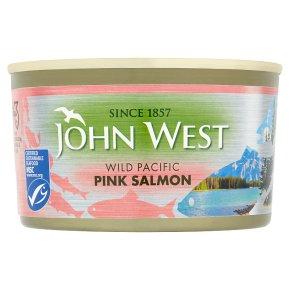 John West pink salmon