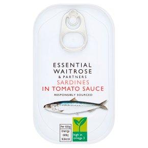 Essential Sardines in Tomato Sauce