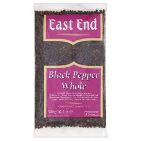East End Whole Black Pepper